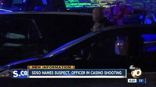 New information on the officer involved shooting at Valley View Casino - Video