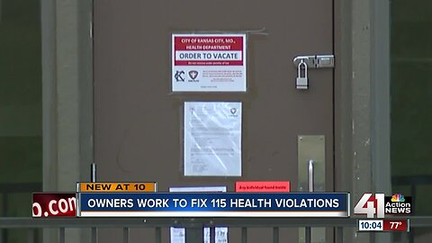 Latest inspection shows progress on violations at Northland apartment complex