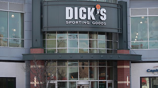 Dick's Sporting Goods Might Pull Hunting Supplies in Some Stores