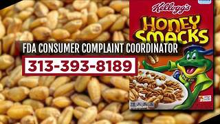 CDC warns don't eat Honey Smacks cereal as Salmonella outbreak continues