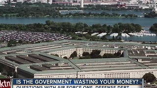 Pentagon could save $125 billion, hides report