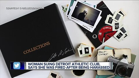 Photographer sues Detroit Athletic Club for sexual harassment