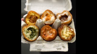 These Aren't Your Grandma's Rice Balls - Video