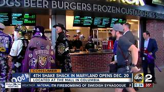 Shake Shack to open at the Mall in Columbia - Video