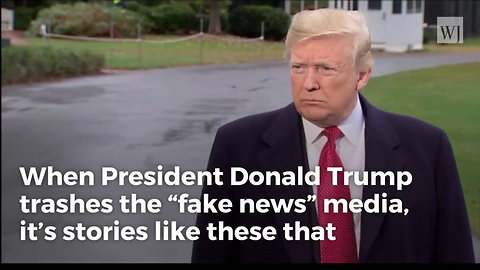 ABC Trashes Trump With Same Story They Had To Correct Hours Earlier