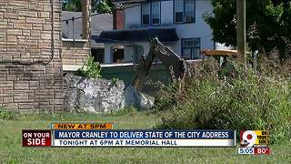 What do Cincinnati's 'forgotten neighborhoods' want to hear in Cranley's State of the City address? - Video