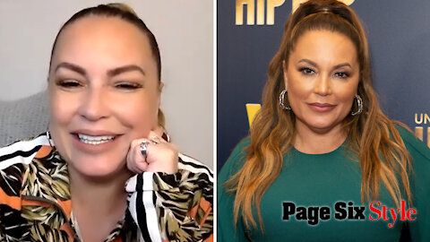 Angie Martinez is going 'back to the basics' with her beauty routine