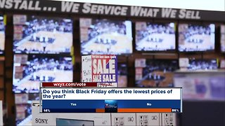Consumer Reports: Black Friday TV shopping