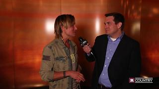 Keith Urban on his daughters growing up | Rare Country - Video