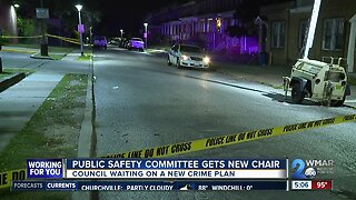 Public Safety Committee get new chair