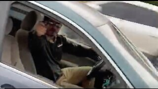 Dearborn road rage shooting caught on camera