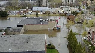 Flooding Prompts Montreal to Declare State of Emergency - Video