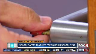 Lee County Schools step up Security - Video