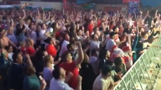Fans Erupt in Peterborough as England Win Penalty Shootout Against Colombia