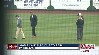 Storm Chasers vs. KC Royals game canceled