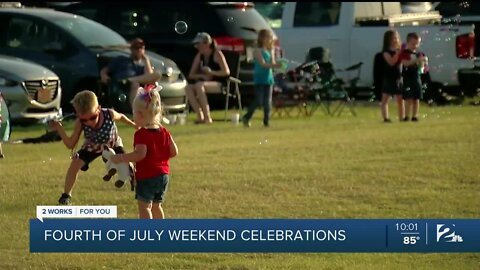 Cities take safety precautions for Fourth of July celebrations