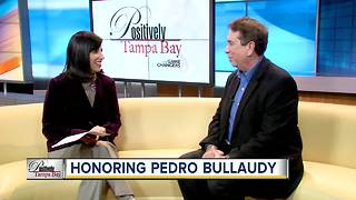 Positively Tampa Bay: Pedro Bullaudy - Video