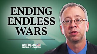 The Case for Withdrawing from Afghanistan—Will Ruger on the NDAA, Abraham Accords, & China | American Thought Leaders