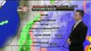 Dustin's Forecast 3-1 - Video