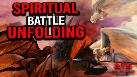 1.14.21: The BATTLE is REAL! PANIC everywhere. Stay prayed up!