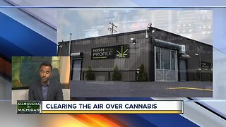 Clearing the Air over Cannabis