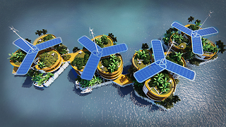 Floating Cities: Research Lab of the Future or Crazy Pipe Dream? - Video