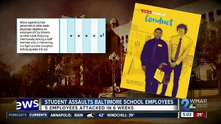 Unions calls for code of conduct change after recent student attacks on school staff