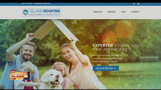 Island Roofing Is Here To Maintain The Strength Of Your Roof - Video