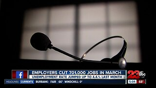 U.S. job growth ended last month