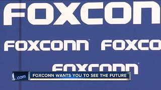 Foxconn official on Smart City, Smart Future Initiative - Video