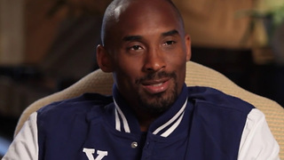 Kobe Bryant Reveals Who He Wants to Induct Him into the Hall of Fame - Video