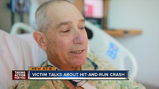 Man left for dead after Davenport hit-and-run