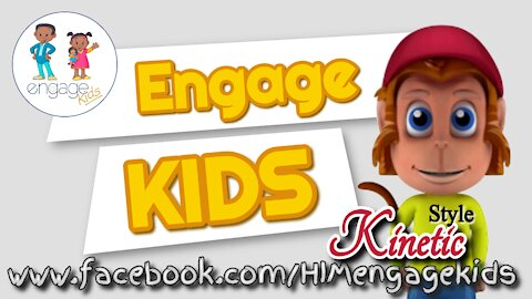 2. Engage Kids Kinetic | Sample Video For Engage Kids FEA Ministries