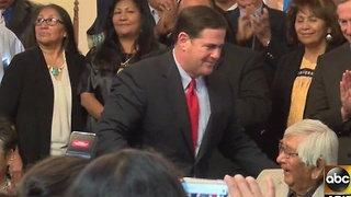 Governor Ducey strikes new deal with tribes over gaming - Video