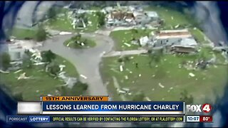 Lessons learned from Hurricane Charley