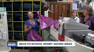 Parents share back to school shopping ideas