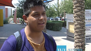 ASU students discuss DACA - Video