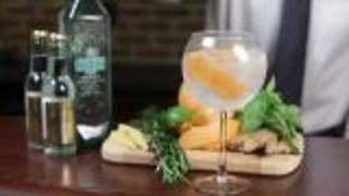 Cocktail Recipes Gin And Tonic - Video