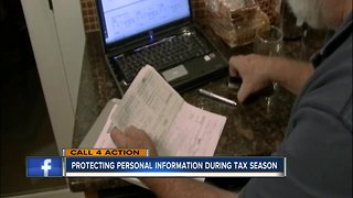 Call 4 Action: Protecting Personal Information During Tax Season