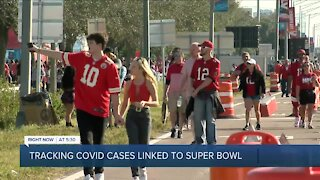 Hillsborough County health officials asking for information on COVID-19 cases tied to Super Bowl