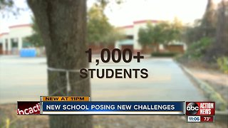 Drivers warn charter school will increase danger at busy Hillsborough intersection - Video