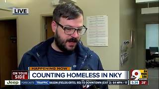 Here's how many people in the Tri-state are experiencing homelessness - Video