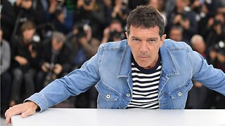 Antonio Banderas Explains How A Heart Attack Changed His Life