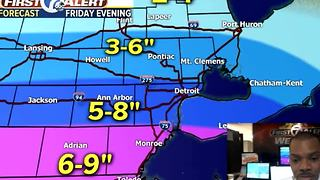 Winter Storm Warning - Video