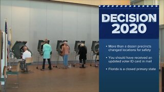 Voters head to the polls on Primary Election Day amid COVID-19 pandemic