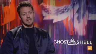 Rupert Saunders directs Ghost in the Shell starring Scarlett Johansson   Hot Topics - Video