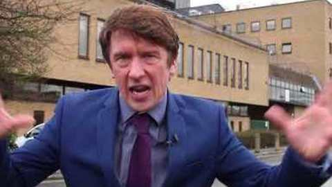 Jonathan Pie Gives His Hot Take on the New 'Cold War'
