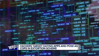 Ann Arbor police investigating cases where hackers extort dating app users - Video