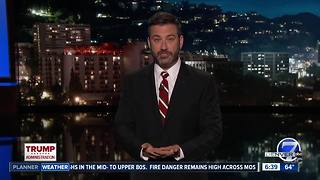 Jimmy Kimmel on health care bill - Video
