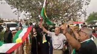 Polls Open for Voters in Kurdistan Independence Referendum - Video